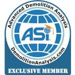 Become an Exclusive Demolition Analysis Member