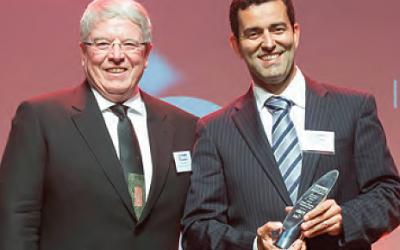 World Demolition Awards 2013 – Fabio Bruno Construçoes wins the Explosive Demolition Award