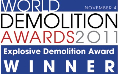 Demolition Magazine Features Rio Hospital Demolition Analysis