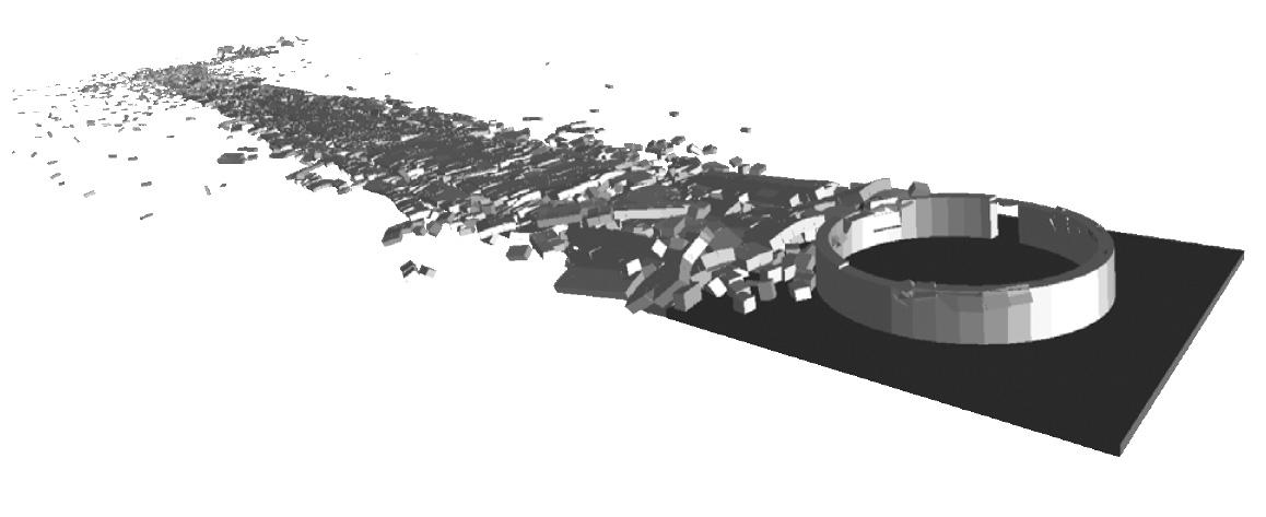 Demolition Design - ASARCO Stack Implosion Design - Applied Science International