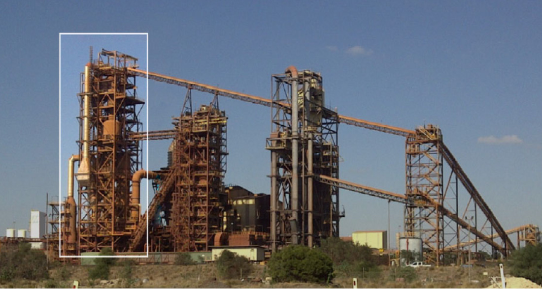 Engineering Analysis - Preheater Structure - Applied Science International