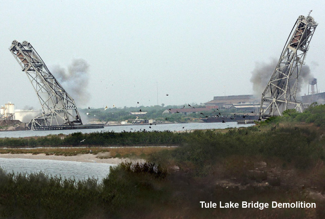 Tule-Lake-Bridge-Demolition