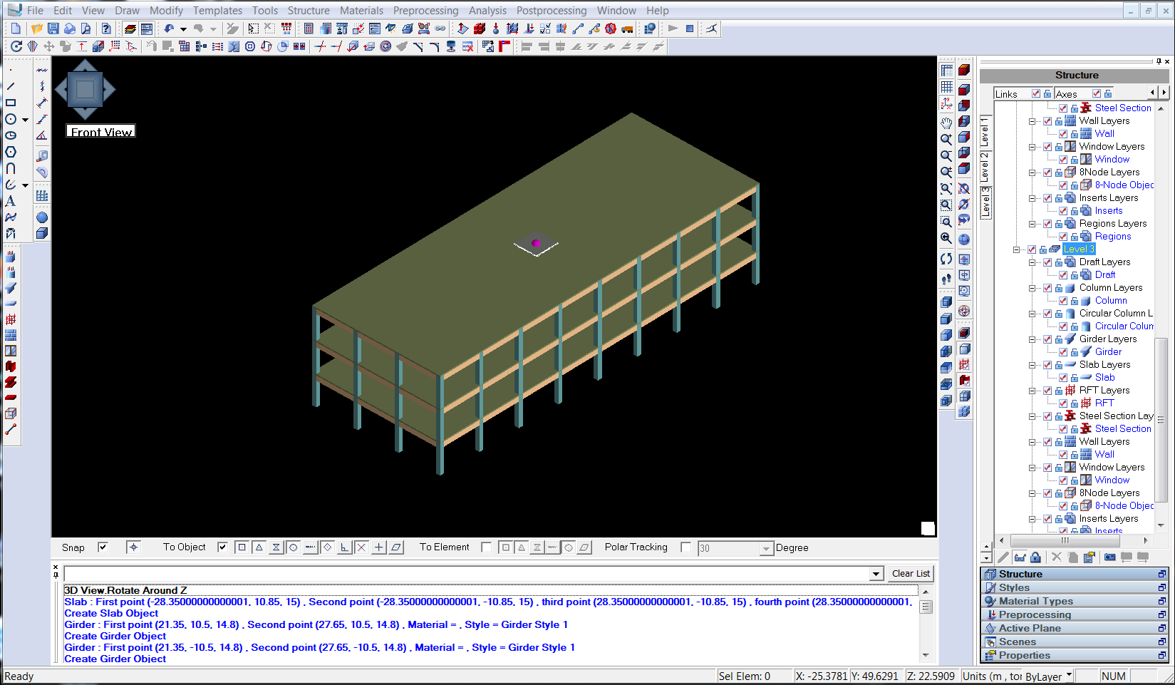 ASI's Extreme Loading® for Structures (ELS) Software