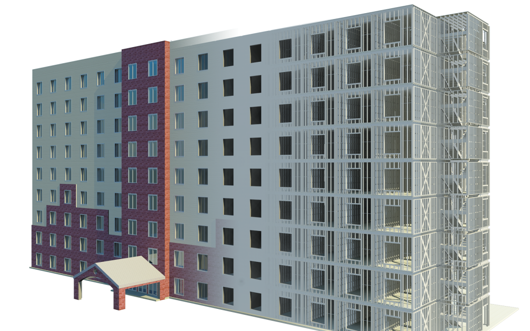 4 Ways to Save Time and Money Using BIM with Light Steel Framing