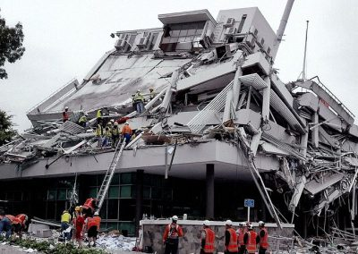 Pyne Gould Building Collapse