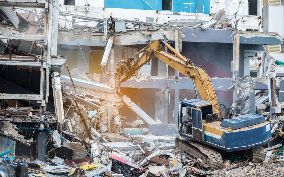 Specifying Safe Demolition