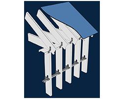 CFS Roof Rafter Design