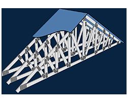 CFS Roof Truss Design