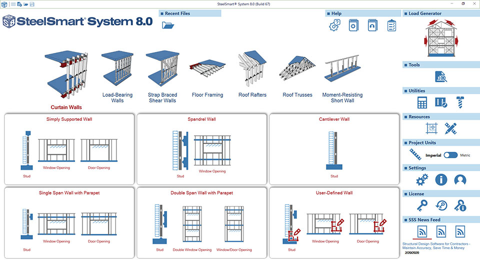 SteelSmart System - Version 8